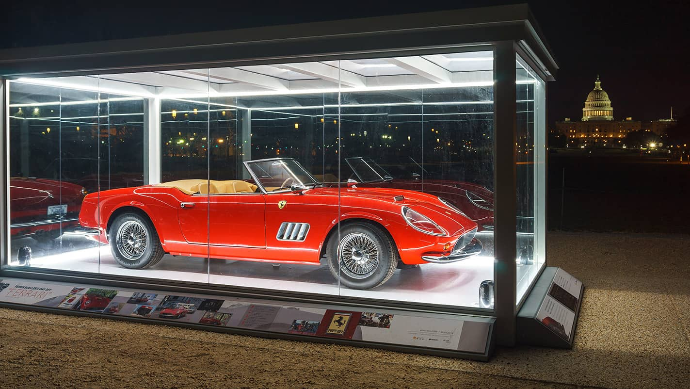 Movie Cars Five Facts About That Ferrari In Ferris Bueller S Day Off