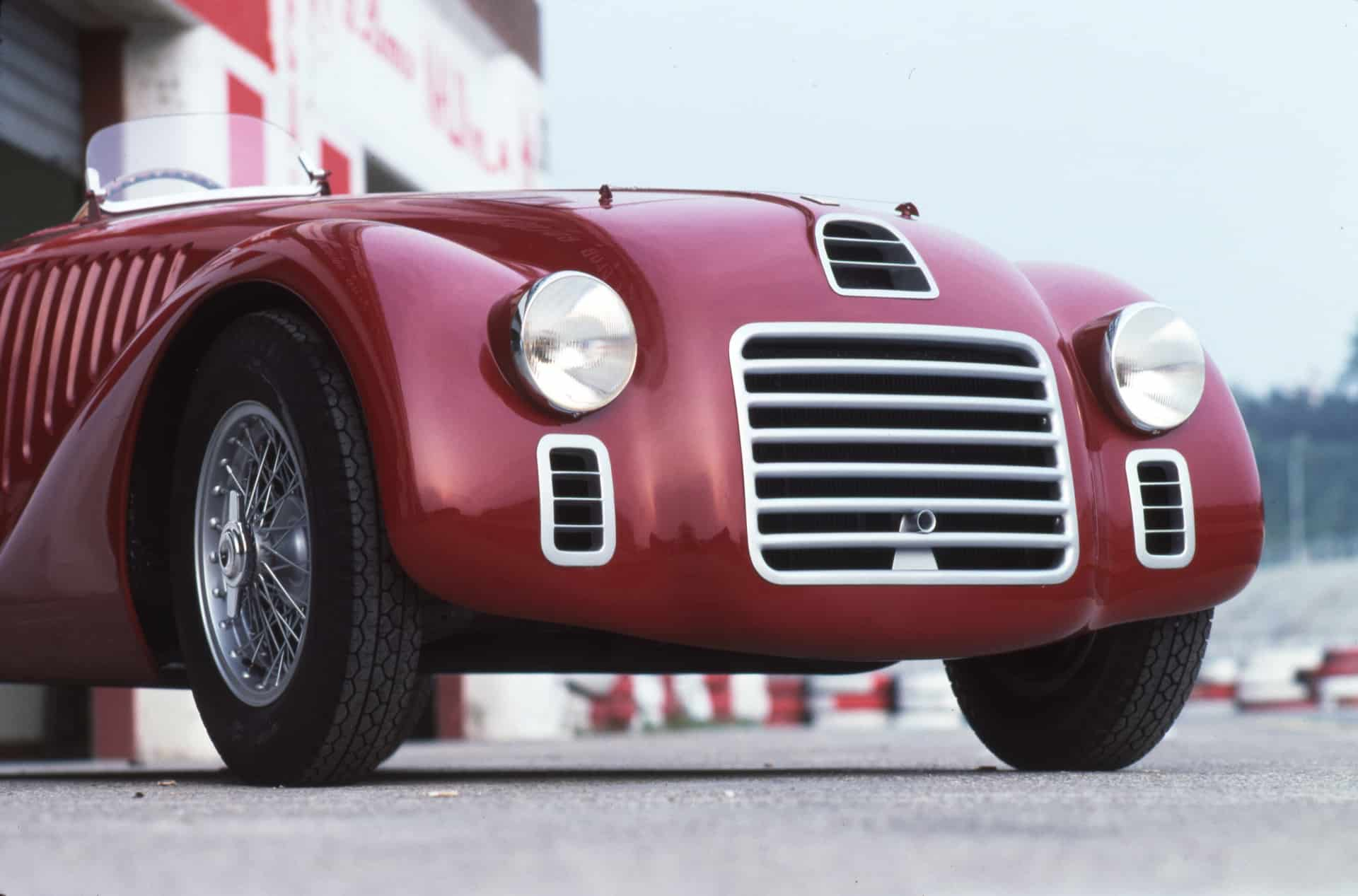 The First Ferrari The Saga Of The 125 C 125 S Collier Automedia